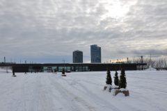Activités hivernales interdites au golf de L'Île-des-Sœurs