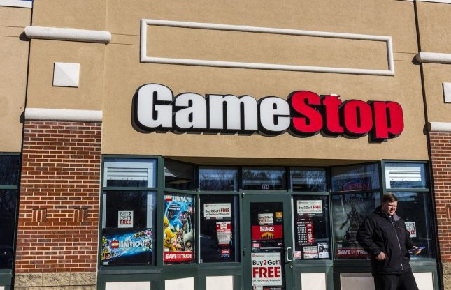 Internet fait exploser l'action de Gamestop