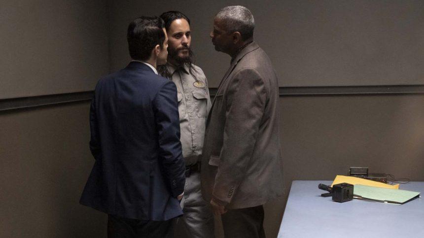 Washington, Malek et Leto, brelan d'as pour le thriller «Une affaire de détails»