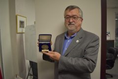 Médaille d'honneur de l'Assemblée nationale pour Alain Lanctôt