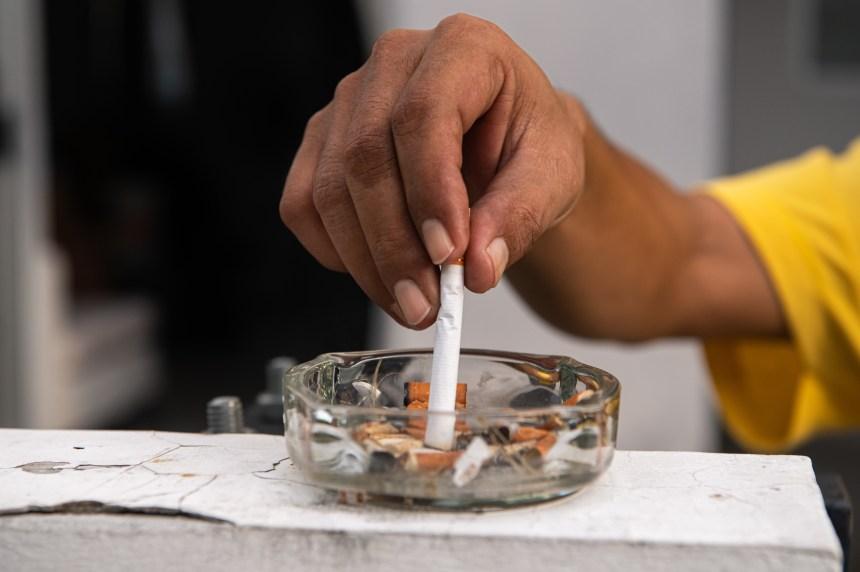 Six semaines pour arrêter de fumer