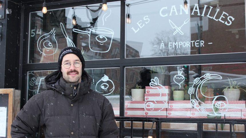 Le restaurant Les Canailles reçoit de l'aide de l'ITHQ pour sa relance