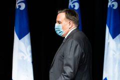 Mesures sanitaires à Montréal: Legault revient sur ses pas
