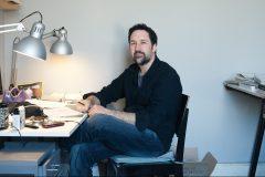 «Chroniques de jeunesse» de Guy Delisle: Un artiste à l'usine
