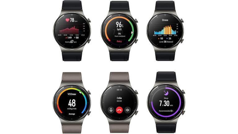 La GT 2 Pro nous offre toutes les fonctions auxquelles ont s'attend d'une montre intelligente.