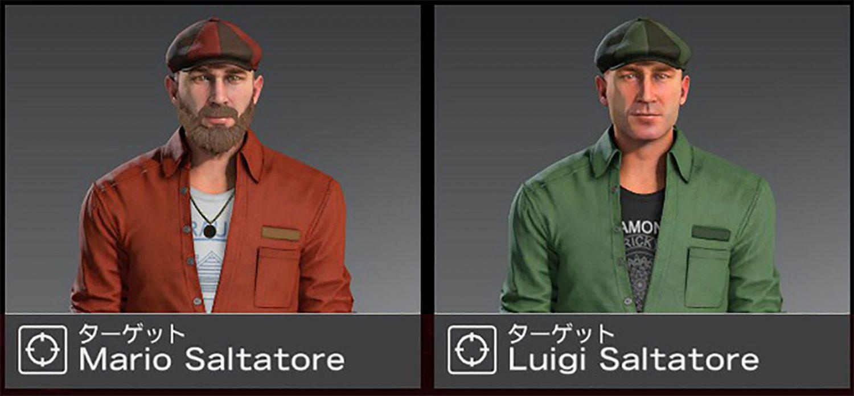 Hitman - Mario et Luigi