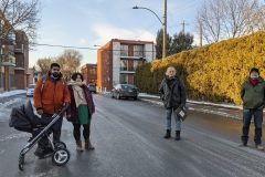 Rénovictions: des locataires de Rosemont témoignent