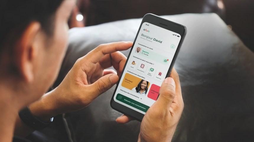 Olive, une nouvelle appli pour consulter un médecin en ligne