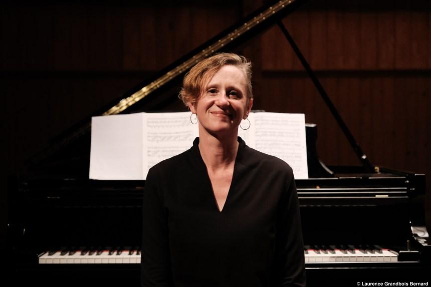 La pianiste Pamela Reimer en concert dans vos salons