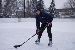 Confinement: un grand défi pour les Rangers de Montréal-Est