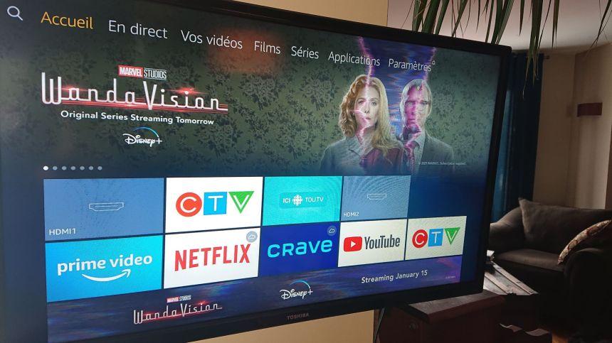 Les services de diffusion en continu de plus en plus populaires