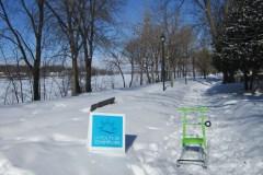 La route de Champlain relance ses activités de plein air à Montréal-Nord