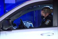 Couvre-feu: la police de Montréal remet une amende salée à un itinérant