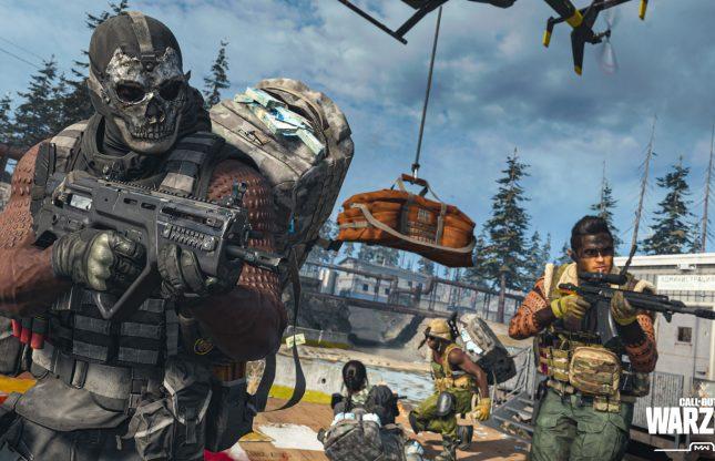 Call of Duty: Warzone et le glitch de l'invisibilité