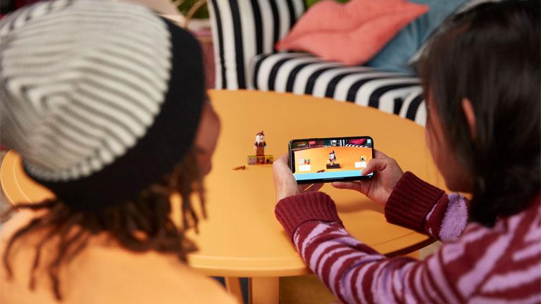 création environnement vidéoclip Lego Vidiyo