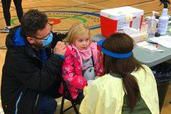 Dépistage préventif dans les écoles de l'est de Montréal