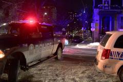 Tentative de meurtre au centre-ville de Montréal