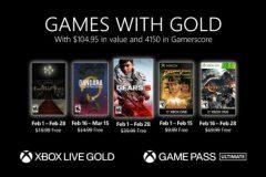 Xbox Live Gold : hausse de prix et les nouveautés de février