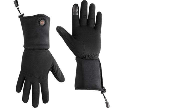 gants chauffants rechargeables québécois ewool