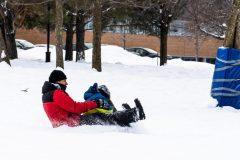Plaisirs d'hiver: une fête hivernale sous forme de rallye