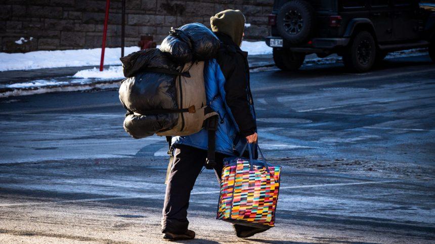 Profilage: forte hausse des amendes remises à des itinérants