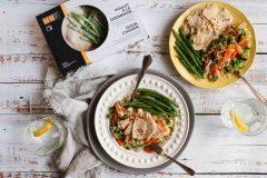 Isabelle Huot lance de nouveaux repas congelés
