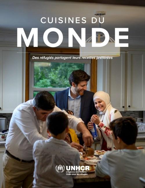 Couverture du livre de cuisine Cuisines du monde