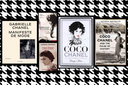 5 livres pour s'imprégner du style moderne et intemporel de Coco Chanel