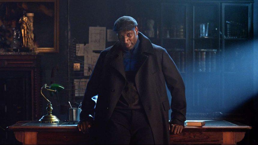 Lupin, la série qui affole les compteurs sur Netflix