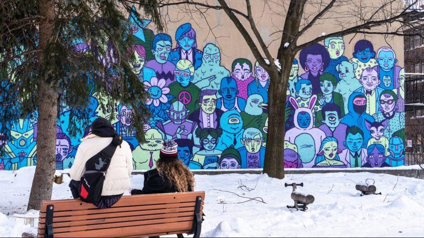 Montréal, ce musée à ciel ouvert