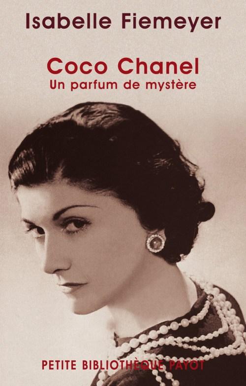 Couverture du livre Coco Chanel: un parfum de mystère