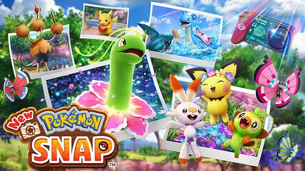 New Pokemon Snap prévu pour le 30 avril