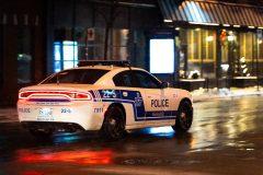 Près de 1500 constats d'infraction remisdepuis le début du couvre-feu au Québec