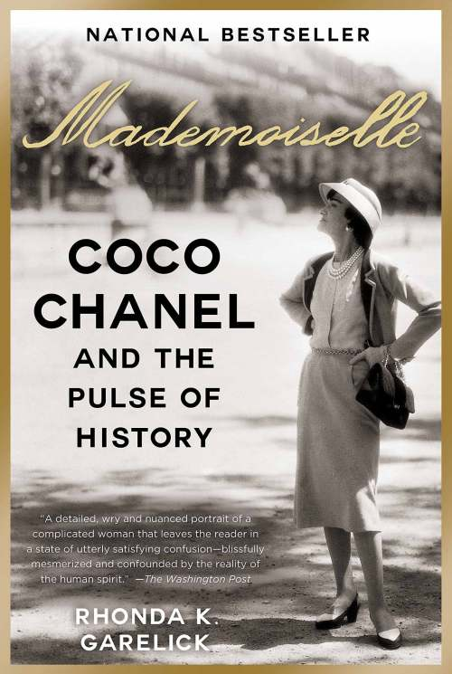 Couverture du livre Mademoiselle: Coco Chanel and the Pulse of History