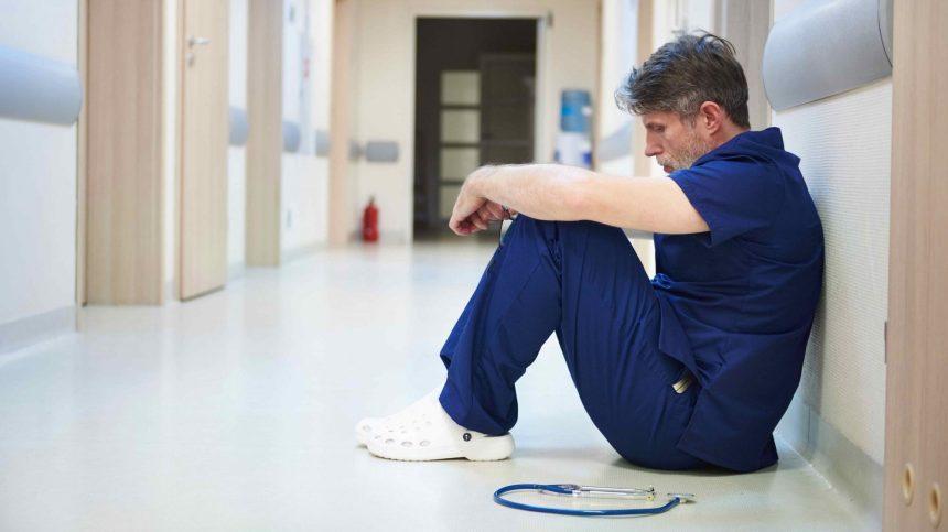 2020: année de la solitude, y compris pour les professionnels de la santé
