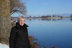 Sylvie Bibeau: plus de 12 ans au service du Saint-Laurent