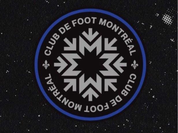 Loco du club de foot Montréal