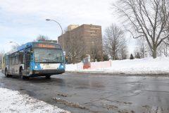Une refonte moins importante du réseau de bus de la STM