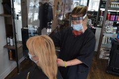 Réouverture: les salons de coiffure en mode rattrapage