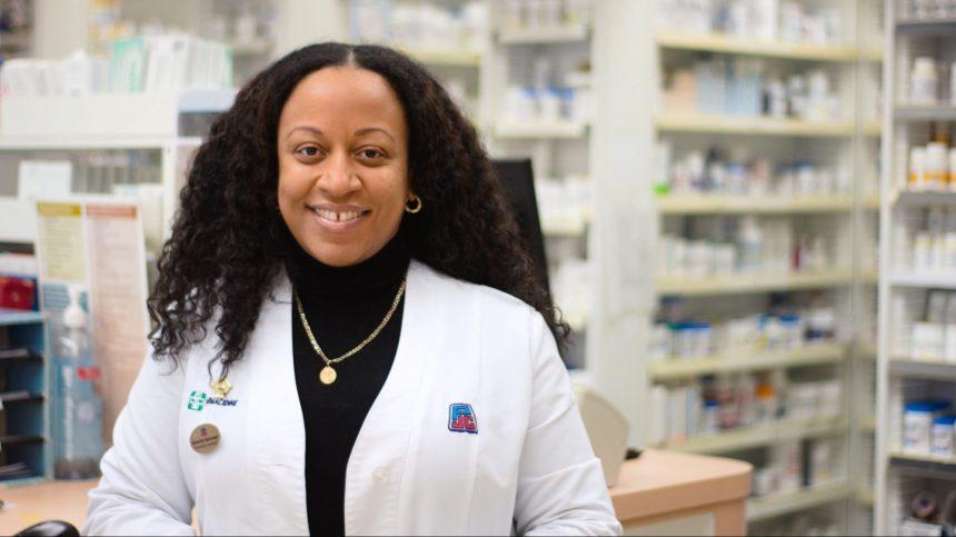 Beverly Salomon, une pharmacienne au parcours inspirant