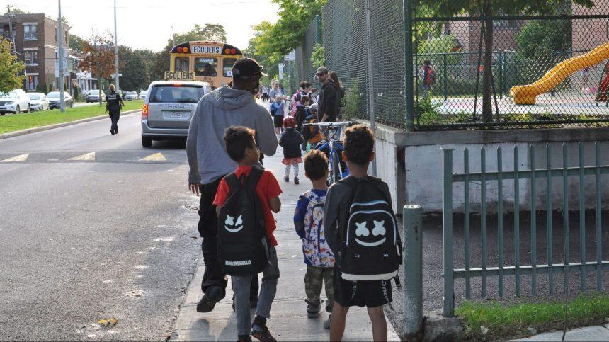 Zones scolaires plus sécuritaires pour la prochaine rentrée