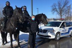 Violences: la cavalerie plus souvent à l'œuvre dans Rivière-des-Prairies