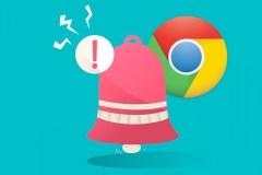 Comment désactiver les notifications de sites web sur le navigateur Chrome