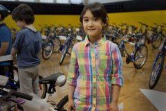Des vélos pour les jeunes méritants