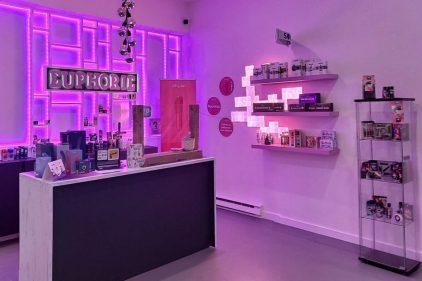 Une nouvelle boutique érotique dans Hochelaga-Maisonneuve