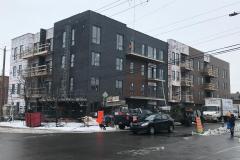 Mercier-Ouest: plus de 300 logements en construction