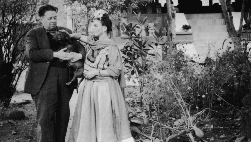 Frida Kahlo au naturel, à travers l'objectif de son amie Lucienne Bloch