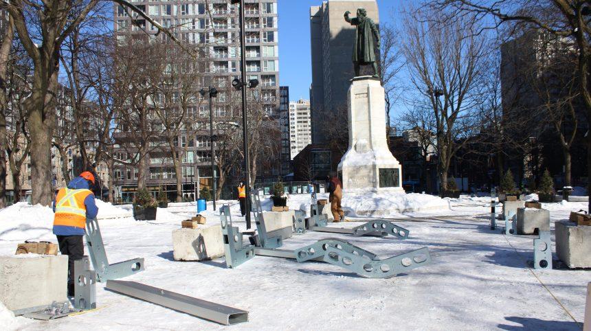 Itinérance: le refuge du square Cabot ouvrira mardi soir
