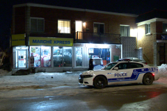 Brûlé gravement dans l'incendie de son logement de Montréal-Nord