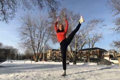 Ballet ludique: danser, chanter et s'amuser